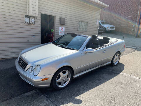 2000 Mercedes-Benz CLK for sale at 57th Street Motors in Pittsburgh PA