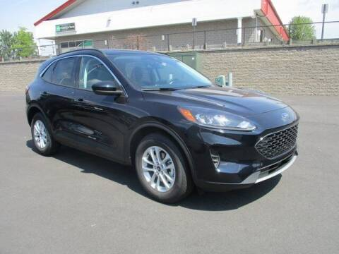 2021 Ford Escape Hybrid for sale at MC FARLAND FORD in Exeter NH