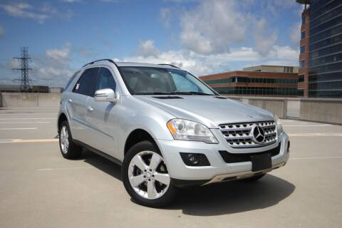 2011 Mercedes-Benz M-Class for sale at Car Match in Temple Hills MD