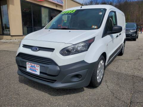 2016 Ford Transit Connect Cargo for sale at Auto Wholesalers Of Hooksett in Hooksett NH