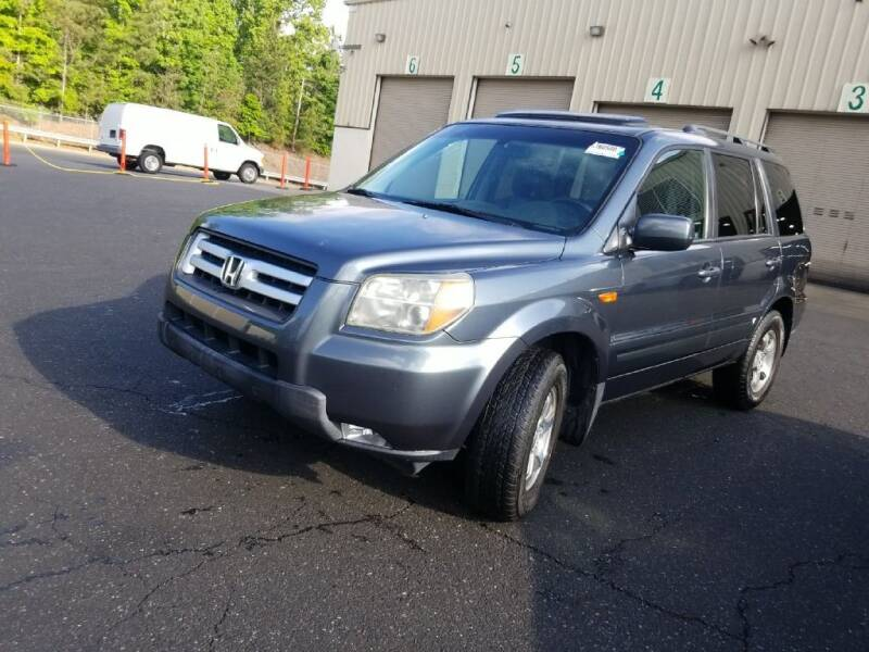 2006 Honda Pilot for sale at Fletcher Auto Sales in Augusta GA