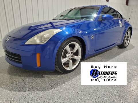 2007 Nissan 350Z for sale at Hatcher's Auto Sales, LLC - Buy Here Pay Here in Campbellsville KY