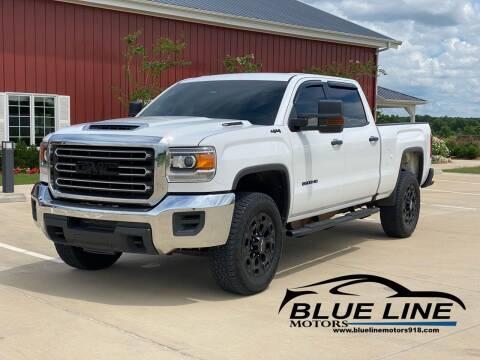 2019 GMC Sierra 2500HD for sale at Blue Line Motors in Bixby OK