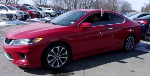 2013 Honda Accord for sale at Top Line Import of Methuen in Methuen MA