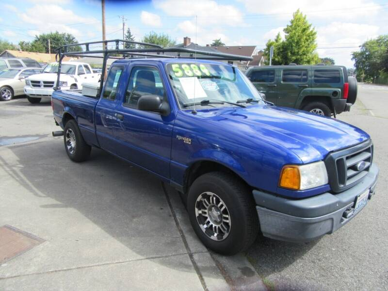 2004 Ford Ranger for sale at Car Link Auto Sales LLC in Marysville WA