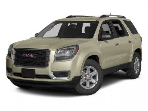 2013 GMC Acadia for sale at GANDRUD CHEVROLET in Green Bay WI