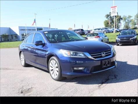 2013 Honda Accord for sale at BOB ROHRMAN FORT WAYNE TOYOTA in Fort Wayne IN