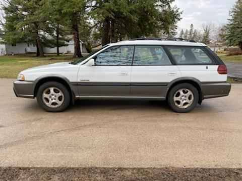 1998 Subaru Legacy for sale at Affordable 4 All Auto Sales in Elk River MN
