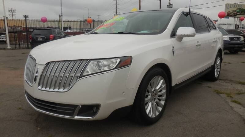 2012 Lincoln MKT for sale at Luxor Motors Inc in Pacoima CA
