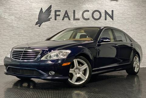 2007 Mercedes-Benz S-Class for sale at FALCON AUTO BROKERS LLC in Orlando FL
