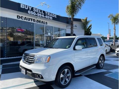 2015 Honda Pilot for sale at AutoDeals in Daly City CA