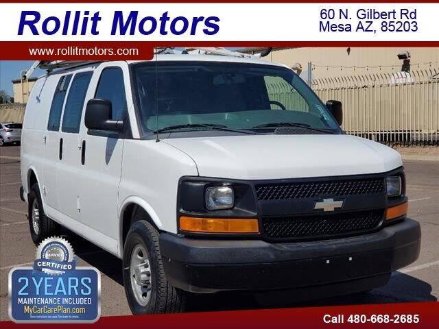 2013 Chevrolet Express Cargo for sale in Mesa, AZ