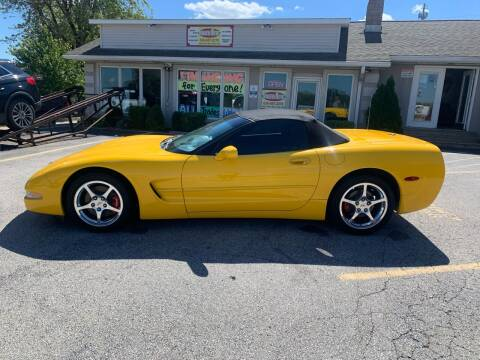 2004 Chevrolet Corvette for sale at Revolution Motors LLC in Wentzville MO