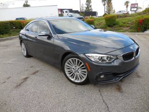 2016 BMW 4 Series for sale at ARAX AUTO SALES in Tujunga CA