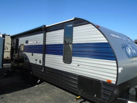 2021 GREY WOLF 23 MK for sale at Lee RV Center in Monticello KY