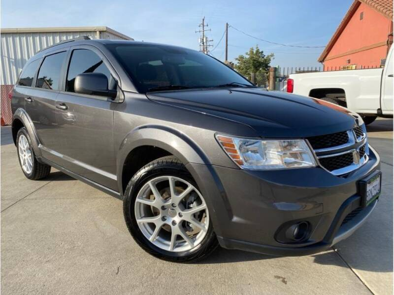 2016 Dodge Journey for sale at MADERA CAR CONNECTION in Madera CA
