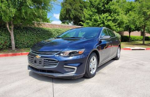 2017 Chevrolet Malibu for sale at International Auto Sales in Garland TX