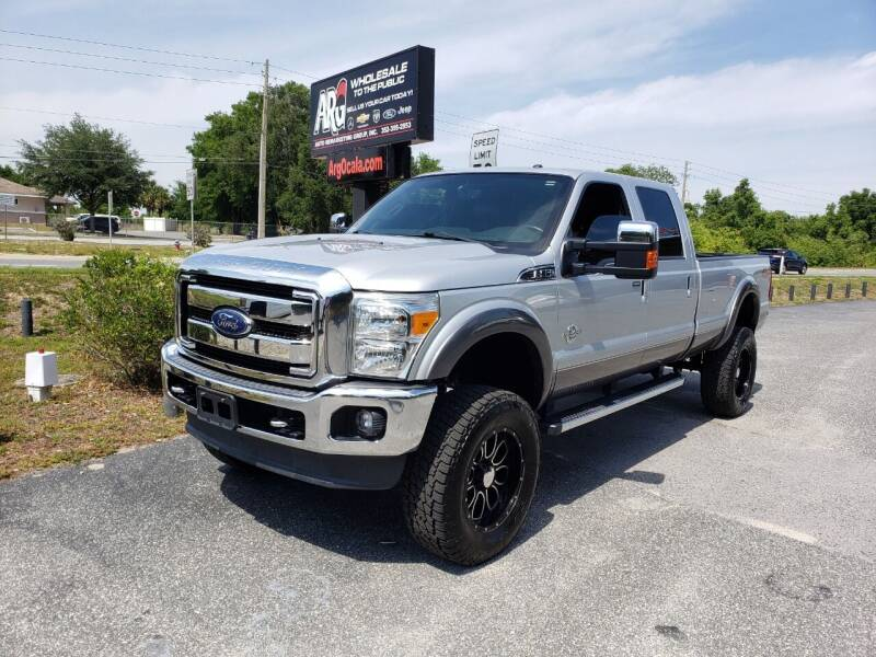 2014 Ford F-350 Super Duty for sale at Auto Remarketing Group in Ocala FL