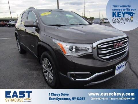 2019 GMC Acadia for sale at East Syracuse Performance Sales & Service in Syracuse NY