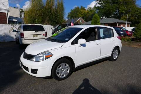 2010 Nissan Versa for sale at FBN Auto Sales & Service in Highland Park NJ