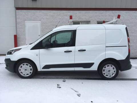 2017 Ford Transit Connect Cargo for sale at Ryan Motors in Frankfort IL