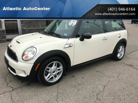2009 MINI Cooper Clubman for sale at Atlantic AutoCenter in Cranston RI