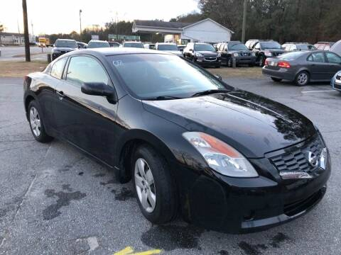 2008 Nissan Altima for sale at CAR STOP INC in Duluth GA