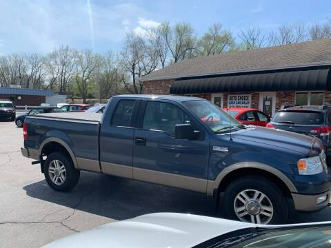 2005 Ford F-150 for sale at Auto Choice in Belton MO