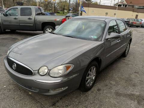 2007 Buick LaCrosse for sale at Richland Motors in Cleveland OH