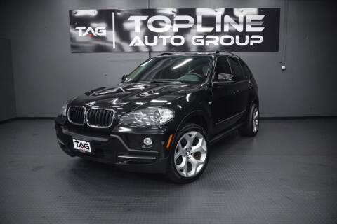 2009 BMW X5 for sale at TOPLINE AUTO GROUP in Kent WA