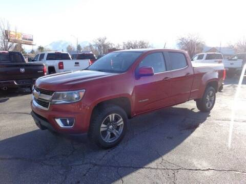 2016 Chevrolet Colorado for sale at State Street Truck Stop in Sandy UT