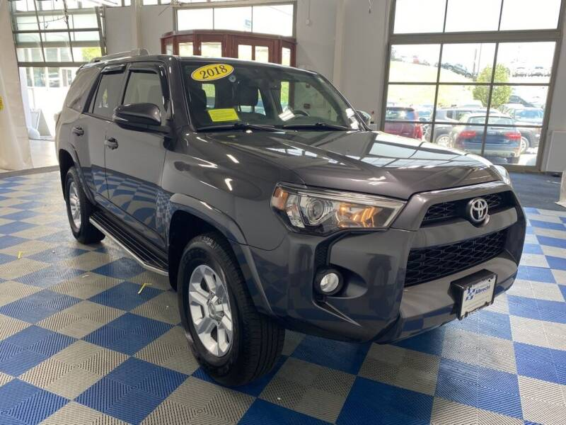 2018 Toyota 4Runner for sale in Woburn, MA