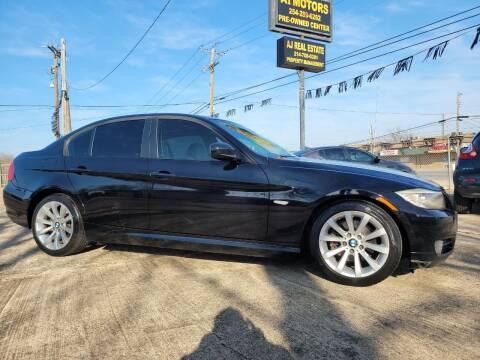2011 BMW 3 Series for sale at AI MOTORS LLC in Killeen TX