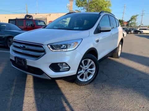 2018 Ford Escape for sale at EUROPEAN AUTO EXPO in Lodi NJ