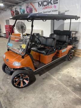 2021 Evolution Carrier for sale at Moke America of Virginia Beach - Golf Carts in Virginia Beach VA