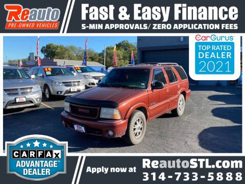 1998 GMC Envoy for sale at Reauto in Saint Louis MO