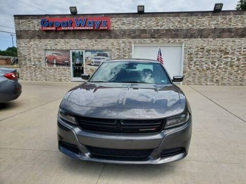 2019 Dodge Charger for sale at Great Ways Auto Finance in Redford MI