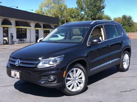 2016 Volkswagen Tiguan for sale at J & L AUTO SALES in Tyler TX