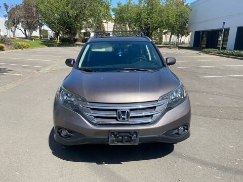 2013 Honda CR-V for sale at Sanchez Auto Sales in Newark CA