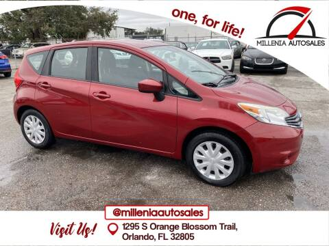 2015 Nissan Versa Note for sale at Millenia Auto Sales in Orlando FL