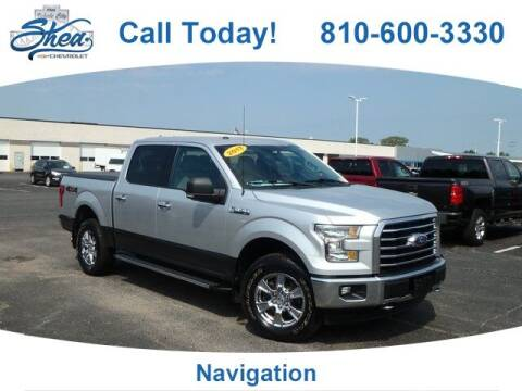 2017 Ford F-150 for sale at Erick's Used Car Factory in Flint MI