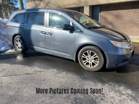 2011 Honda Odyssey for sale at Warner Motors in East Orange NJ