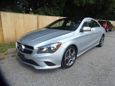 2014 Mercedes-Benz CLA for sale at Wayland Automotive in Wayland MA