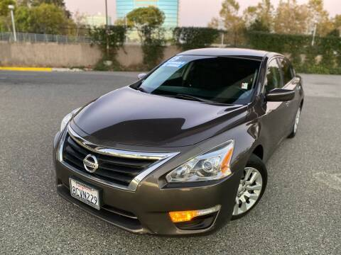 2015 Nissan Altima for sale at Bay Auto Exchange in San Jose CA