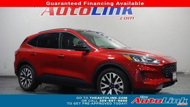 2020 Ford Escape Hybrid for sale in Bartonville, IL