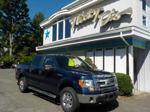 2013 Ford F-150 for sale at Nicky D's in Easthampton MA
