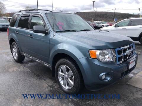 2012 Ford Escape for sale at J & M Automotive in Naugatuck CT