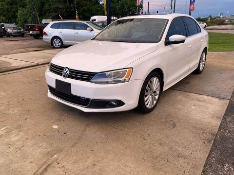 2014 Volkswagen Jetta for sale at AUTO CARE TODAY in Spring TX