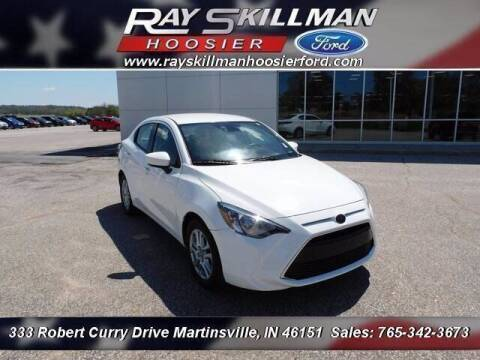 2017 Toyota Yaris iA for sale at Ray Skillman Hoosier Ford in Martinsville IN