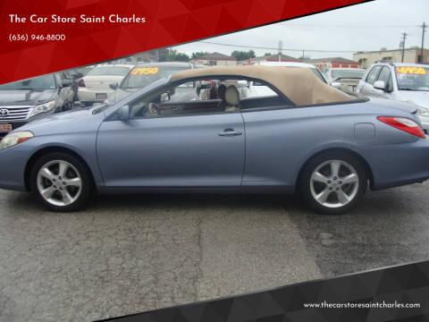 2007 Toyota Camry Solara for sale at The Car Store Saint Charles in Saint Charles MO